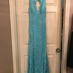 Aquamarine Formal Dress